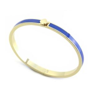New Kate Spade Hinged Bangle Bracelet